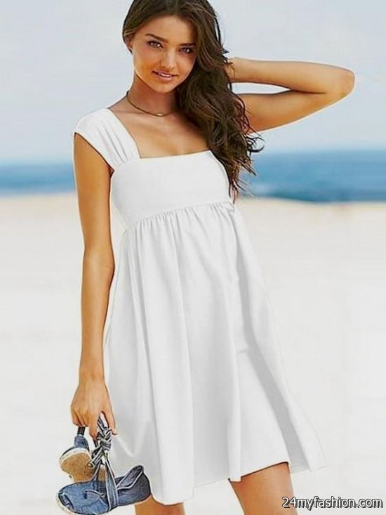 Strapless Casual Summer Dresses