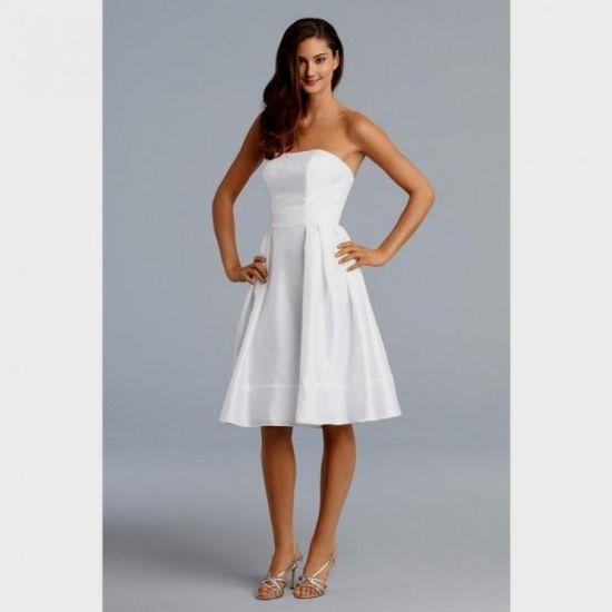 casual wedding dress for older bride 2016-2017 | B2B Fashion
