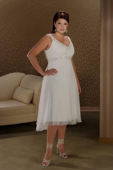 plus size casual wedding dresses casual wedding dresses plus size 2016 2017 b2b fashion 6660