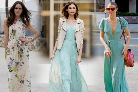 celebrity maxi dress 2016-2017 » B2B Fashion