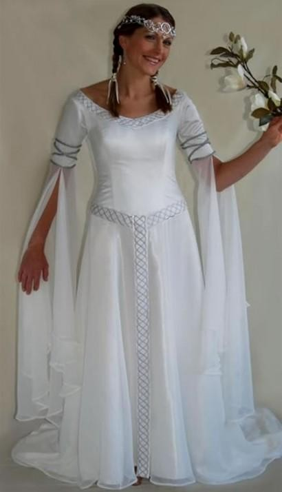 Irish Wedding Dresses Plus Size