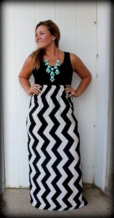 chevron dress plus size 2016-2017 | B2B Fashion