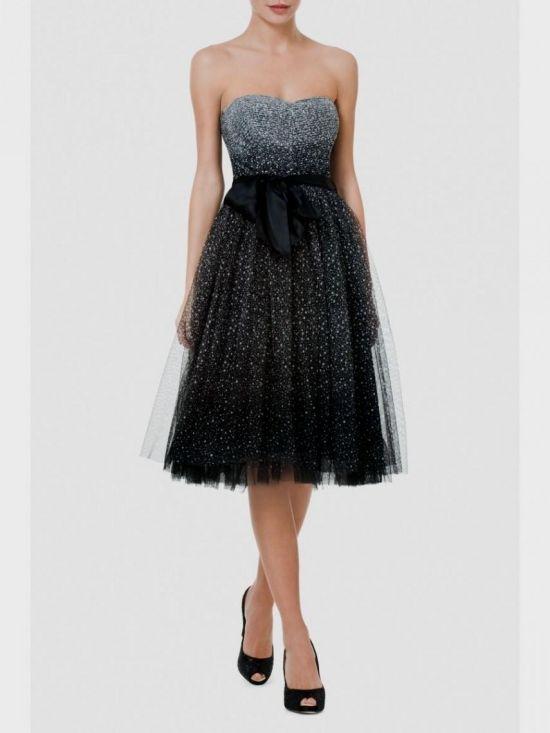 Classic cocktail dress