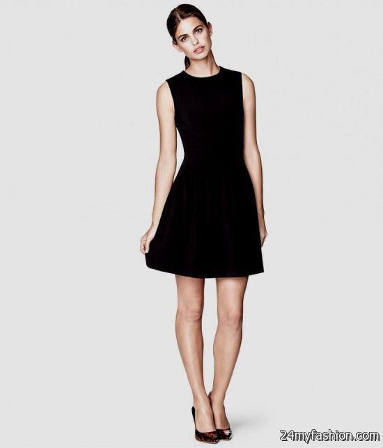 Classic Little Black Dress Looks B2b Fashion