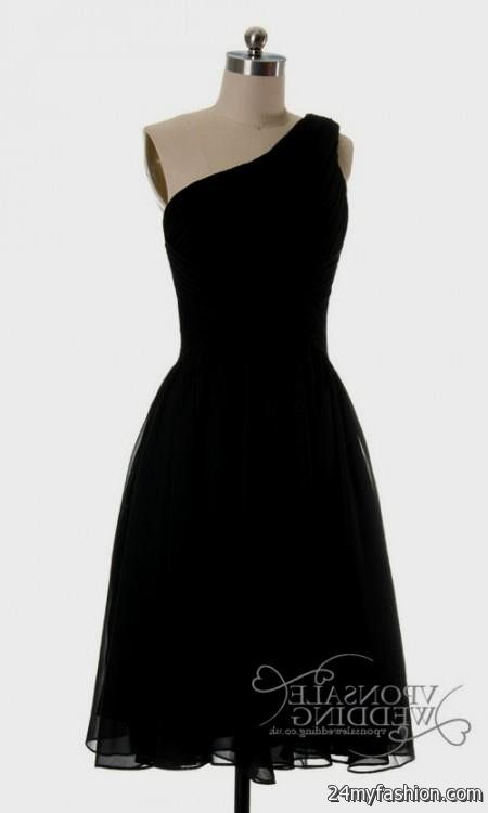 classic little black dress - photo #7