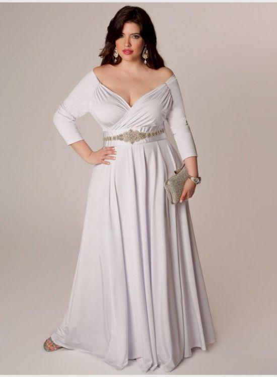 country wedding dress plus size looks   B2B Fashion