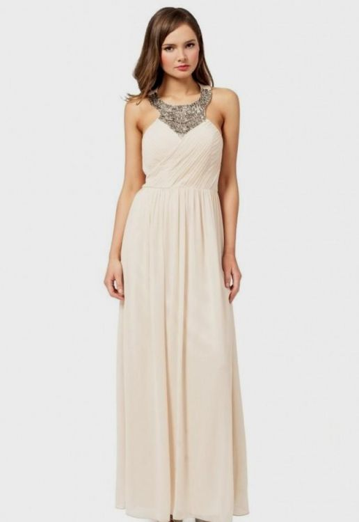 cream maxi dress for wedding 2016 2017 b2b fashion