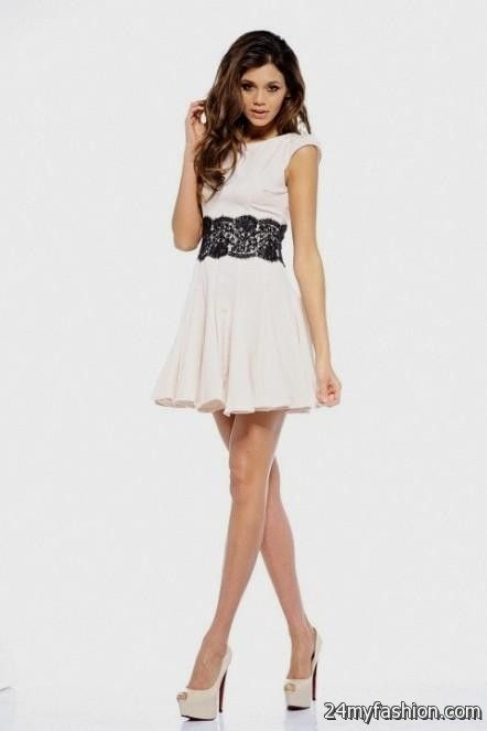 8e6143fa23 cute black and white dresses for juniors looks