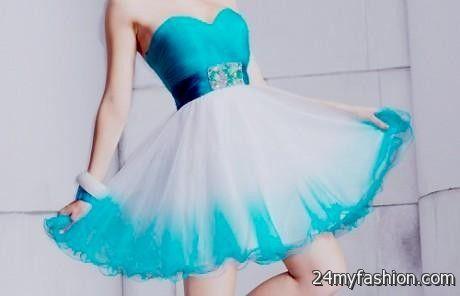cute blue dresses tumblr 2016-2017 » B2B Fashion