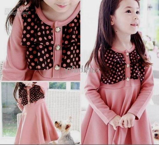 Cute Dress Designs For Kids 2016 2017 B2B Fashion