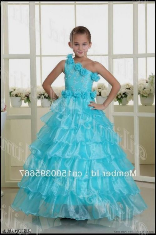 Kid Size Gowns