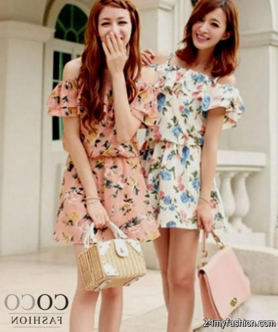 926ea6cf81 You can share these cute floral summer dresses on Facebook