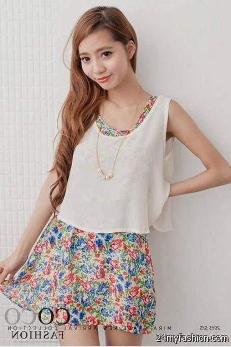 cute floral summer dresses 2016-2017 » B2B Fashion