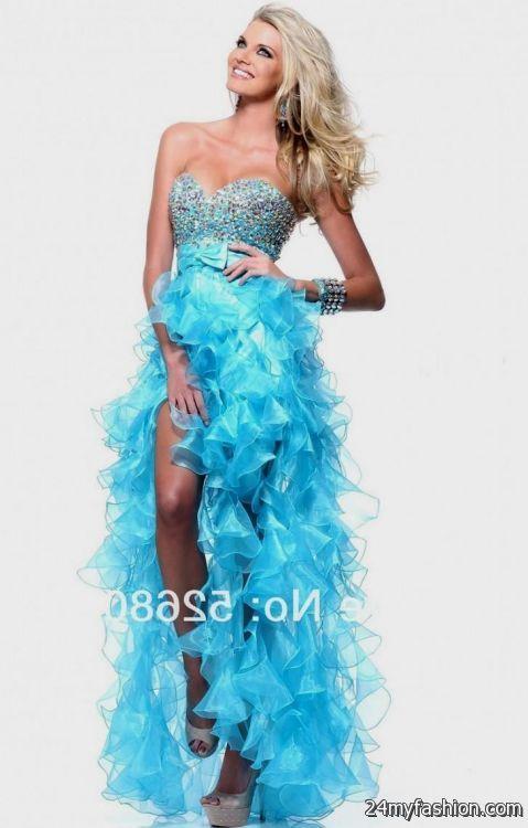 Cute Formal Dresses For Teenage Girls 2016 2017 B2b Fashion