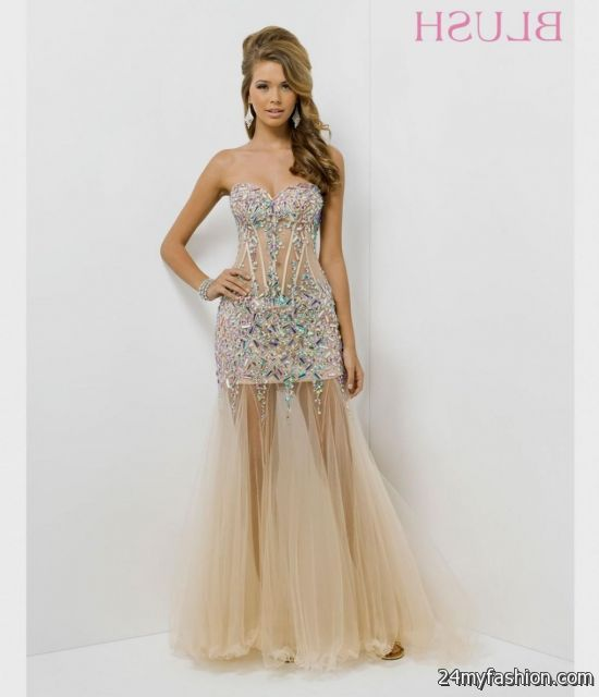Fashion style Prom low high dresses tumblr for woman
