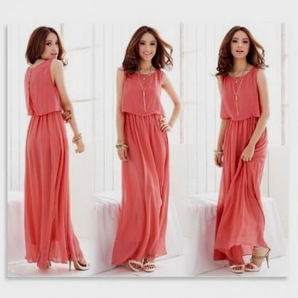 cute maxi dresses for juniors 2016-2017 » B2B Fashion