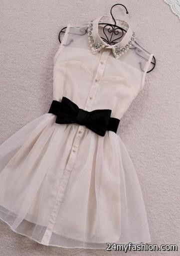 cute mini dresses tumblr 2016-2017 | B2B Fashion