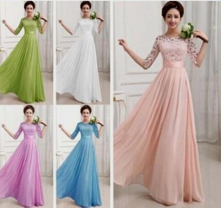 cute modest prom dresses with sleeves 2016-2017 | B2B Fashion