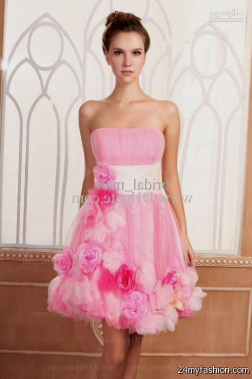 Cute Pink Dresses Photo Album - Reikian