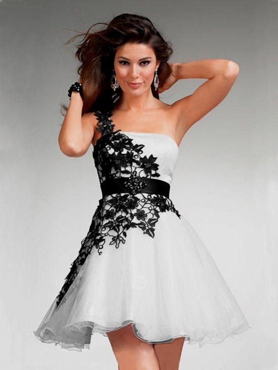 Cute Prom Dresses Short Black Looks B2b Fashion