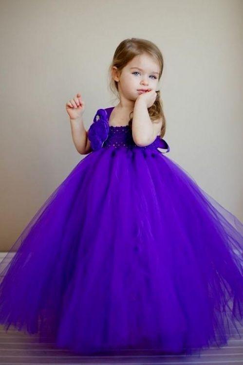 Cute Purple Dresses For Kids Looks B2b Fashion