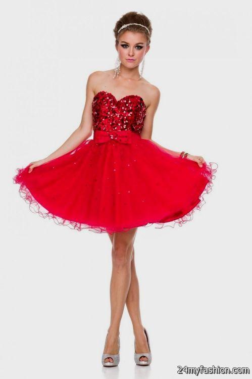 cute red prom dresses 2014 2016-2017 » B2B Fashion