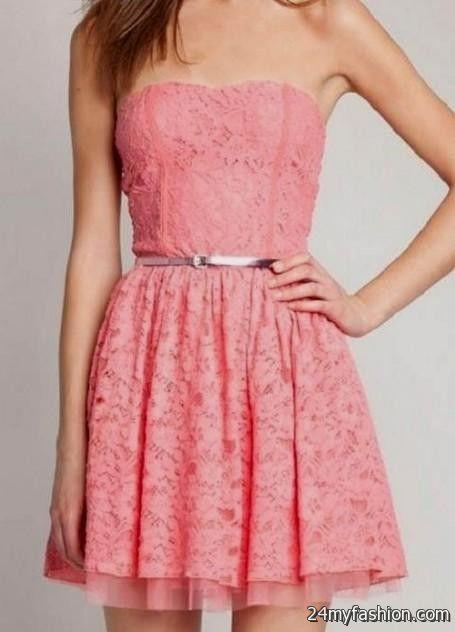 cute semi formal dresses tumblr 2016-2017 » B2B Fashion