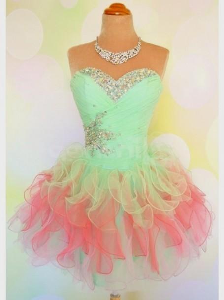 Cute Short Prom Dresses Tumblr 70