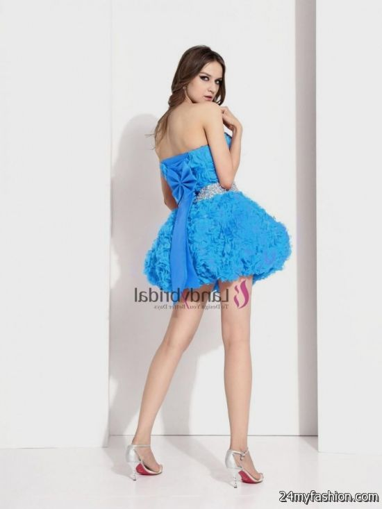 cute short strapless dresses � fashion dresses
