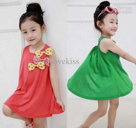 Cute Summer Dresses For Kids 2016 2017 B2b Fashion