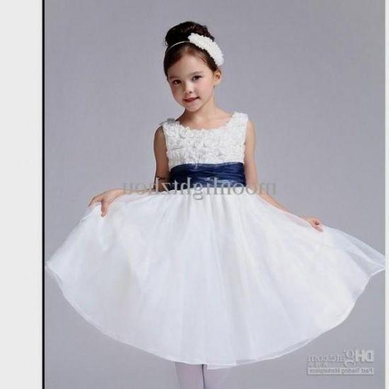 cute white dresses for girls | Gommap Blog