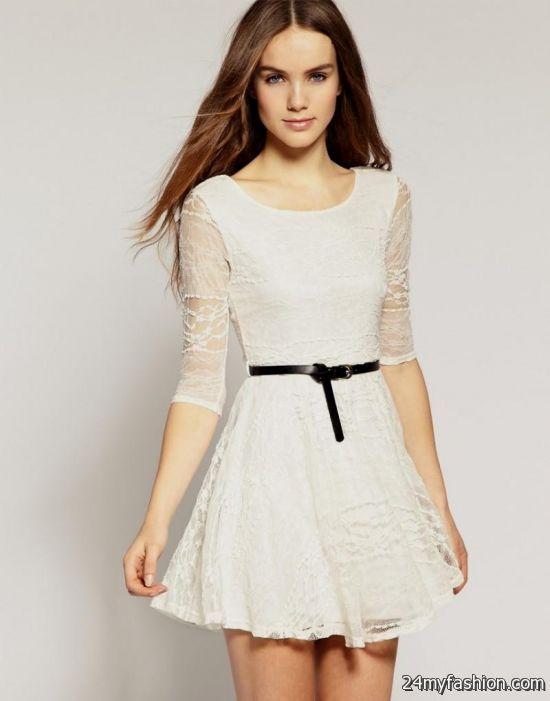cute white lace dresses for juniors 20162017 b2b fashion