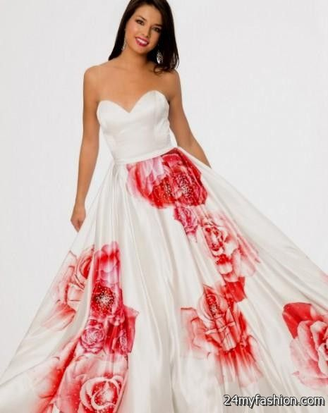 cute white prom dresses 20162017 b2b fashion