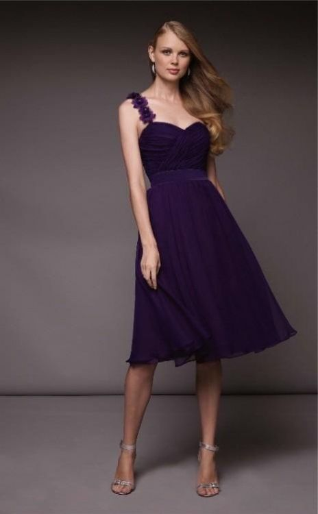 5347f78d9178d From sheer maxi dresses to rib knit midi dresses and more, we've got you  covered. You can share these dark purple bridesmaid dresses under 100 ...