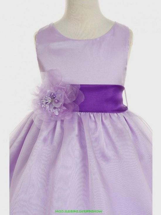 dark purple flower girl dresses 20162017 b2b fashion