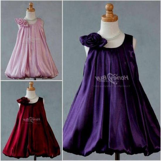 dark purple flower girl dresses discount wedding dresses