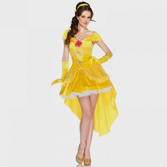Disney Princess Dress For Girls 2016 2017 B2b Fashion