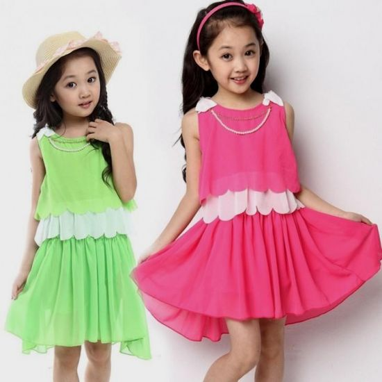 dresses for girls age 10-12 looks | B2B Fashion