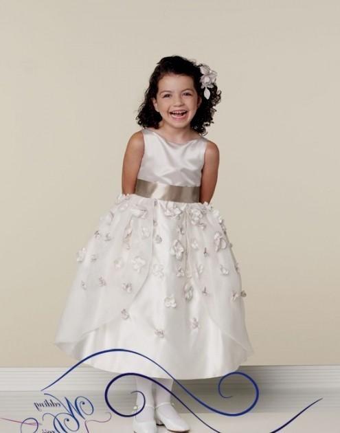Little Girls Wedding Dresses - Ocodea.com