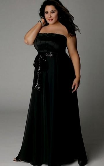 Elegant Black Dresses Plus Size Looks B2b Fashion
