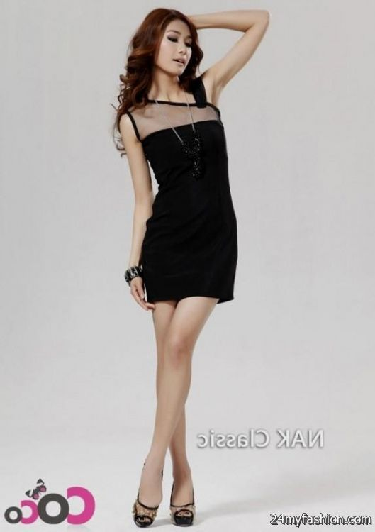 elegant little black dress 2016-2017 » B2B Fashion