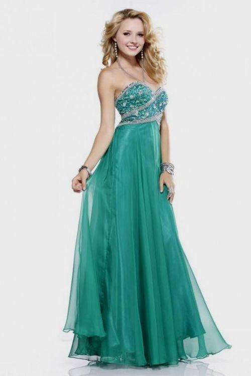 Emerald Green And Gold Prom Dress Looks B2b Fashion