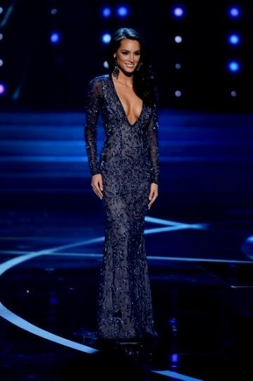 Evening Gowns Pageant - Missy Dress