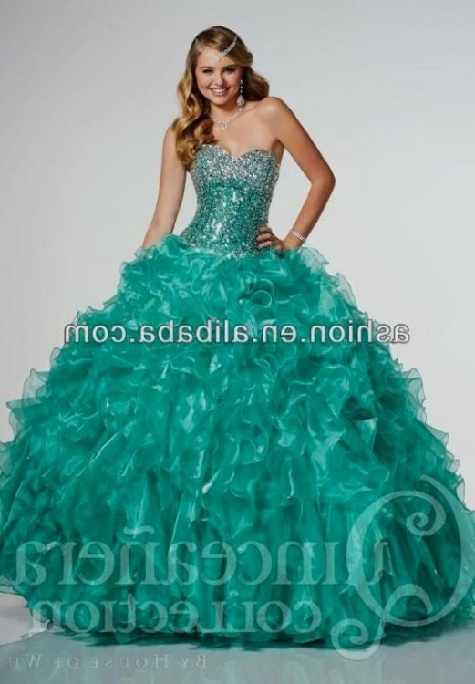 Fancy Prom Dress - Ocodea.com