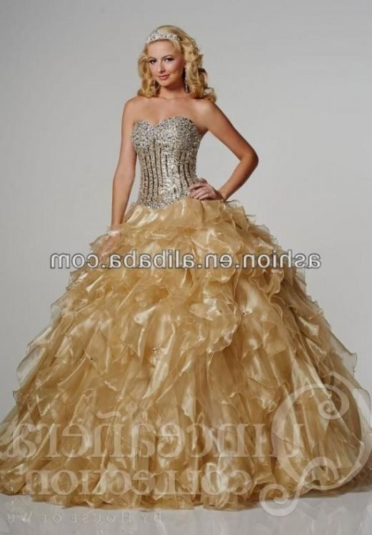 Fancy Big Dresses