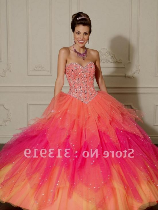 fancy puffy prom dresses 2016-2017 » B2B Fashion