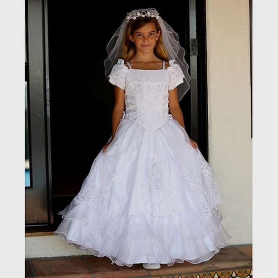 You Can Share These First Communion Dresses For 13 Year Olds On Facebook Stumble Upon My E Linked In Google Plus Twitter And All Social