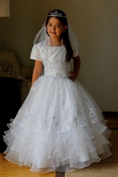 First Communion Dresses For Teenagers Puffy - Missy Dress