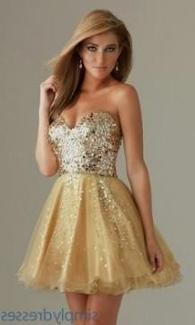 gold dama dresses for quinceanera 2016-2017 » B2B Fashion