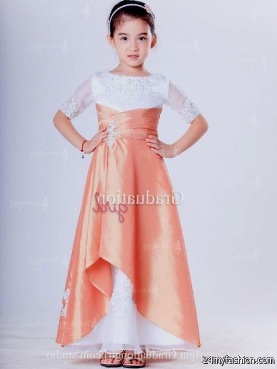 graduation dresses for 5th grade girls 20162017 b2b fashion